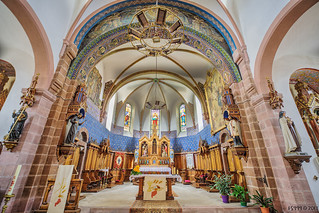 Blue Nave