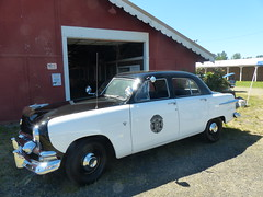 1951 Ford Police Car (bballchico) Tags: 1951 ford policecar billetproof carshow