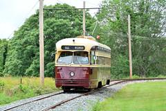 National Capital Trolley Museum #4602 (Jim Strain) Tags: jmstrain train railroad railway trolley streetcar tram nationalcapitaltrolleymuseum museum washingtondc transit ttc
