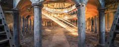 50 / 2017 (the-black-swan) Tags: urban urbex abandoned exploration verlassen verfallen vergessen old past place places lost decay hdr forgotten sony architektur gebäude geometrisch decayed derelict marode fineart art architecture a7r kirche church chapel chapelle gott god licht light panorama