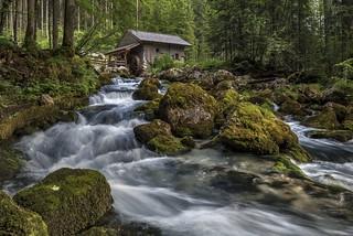 *Alte Mühle am Schwarzbach*