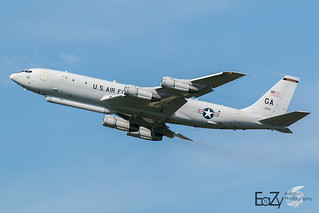 97-0100 United States Air Force Boeing E-8C JSTARS