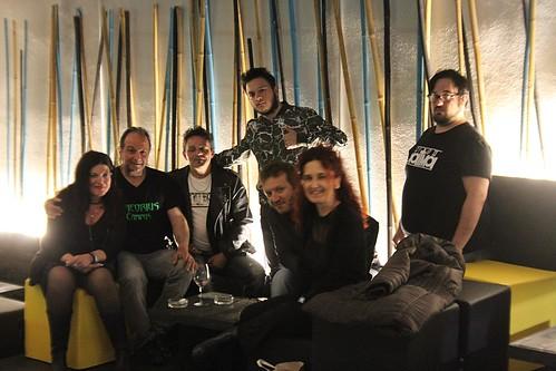 Theorius Campus band  🎸 📷 ] ;)::\☮/>> http://www.elettrisonanti.net/galleria-fotografica #rock @giuseppecorniale #cantautore #sottosuolo #musica #rocknroll #concerti #dalvivo #elettritv 🎥 #rome  #italy #riverside #theoriuscampus