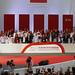 Os pido que digamos a Asturias que los socialistas estamos en pie, que el cambio ha llegado a la FSA-PSOE