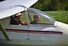 Elizabeth Genetti's glider ride  MAS_8146 (massey_aero) Tags: masseyaerodrome cassonfamilygliderridesaug192017 vintagesailplaneassociation vsaeastcoastsailplanemeet sailplane glider