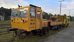 PKP WM15-270 - 2017-08-19 - Zagórz, Poland (Maciej Drwięga) Tags: pkp wm15 wm15270 zagórz stacja kolejowa train station