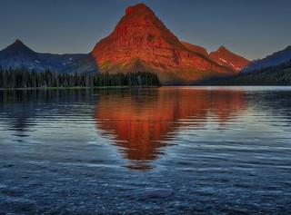 The Peak of Sunrise