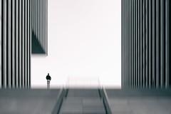"""Lost in Architecture"" (ThorstenKoch) Tags: streetphotography street strasse stadt schatten shadow silhouette sun sonne summer düsseldorf duesseldorf fuji fujifilm xt10 art architecture architektur pov photography people picture photographer pattern place monochrome mystic outdoor observer city candit"