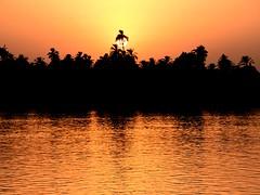 Sonnenuntergang_Komombo_2017_tx_DSC_0634 (said.bustany) Tags: 2017 nil nile river fluss ägypten egypt sonnenuntergang sunset