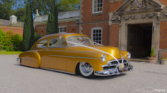 Elsa Mars (Camer Junki) Tags: wedding chevy fleetline classic car american gold