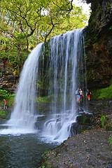 Sgwd-yr-Eira : Explored (cmw_1965) Tags: sgwd yr eira coutry trail waterfalls brecon beacons ystradfellte pontneddfechan south mid wales powys river afon hepste cwmnedd vale neath