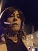 IMG_3510 (samantha.hay43) Tags: tv cd crossdresser leather smoking cigarette holder