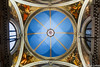 Armenian Church Ceiling (Mark Griffith) Tags: armenianchurch 20170830dsc09336 europeanvacation familyvacation italy sonya7rii summervacation vacation venice