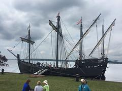 Nina (Mr. History) Tags: muskegon michigan lakemichigan lake ships boats
