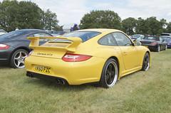 _DSC2061 (John McCulloch Fast Cars) Tags: porsche 997 911 gts yk60fzc yellow