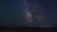 Roadside View (fksr) Tags: nightsky stars milkyway galacticcenter constellation sagittarius scorpius landscape powerline rockville idaho astrometrydotnet:id=nova2215134 astrometrydotnet:status=solved