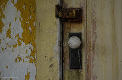 Insecurity (gregador) Tags: kane pa decayed abandoned urbex urbanexploring urbanexploration door lock