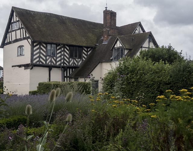 Medieval house in Yardley Birmingham