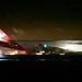 Qantas Boeing 747 -400 sharpest of the panned shots DSC_0274