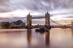 Beauty of a Beginning 😍 (aquanandy) Tags: nikond7000 nikonflickraward nikon nikonuk london timeout timeoutlondon visitlondon visitlondonofficial visitengland sunrise towerbridge tower bridge thames longexposure londres londra explore flickrexplore flickrlondon cloudsstreak srbphotographic ndfilter smooth tourism followifyoulike followme sigma1750 nikoneurope nikonindia beautiful nature earlymorningsky morning goodmorning thisphotorocks tourist uk uktourism ukphotographers sigmauk