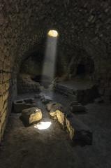 Nelle viscere della terra (forastico) Tags: forastico d7000 giordania kerak fortezza castello luce alkarak