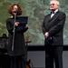 """Ženja Leiler, novinarka in predsednica komisije ob podelitvi Badjurove nagrade za življenjsko delo filmskemu producentu, Franciju Zajcu. • <a style=""""font-size:0.8em;"""" href=""""http://www.flickr.com/photos/151251060@N05/37059663441/"""" target=""""_blank"""">View on Flickr</a>"""