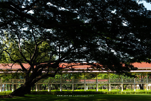 Mrigadayavan Palace, Chaam, Petchaburi