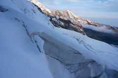 _DSC3049 (farix.) Tags: alpen alps alpy schweiz switzerland szwajcaria trekking treking grat grań piz palu bernina berninagruppe gletscher lodowiec śnieg snow schnee