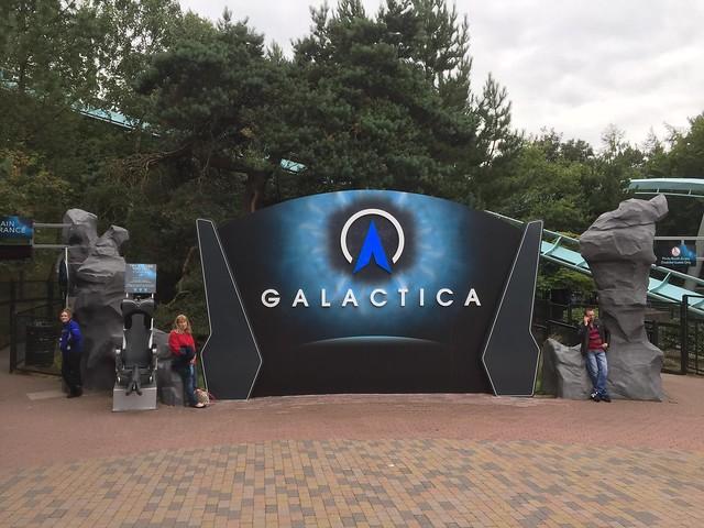 Galactica Entrance