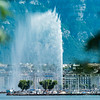 Geneva Jet d'Eau 1 (Gene Mordaunt) Tags: geneva harbour jetdeau waterfountain lake switzerland laclaman water city