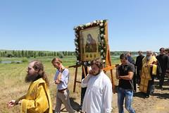 43. Крестный ход в скит святителя Иоанна Шанхайского