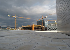 Top of the Oslo Opera House (_quintin_) Tags: oslo opera norway