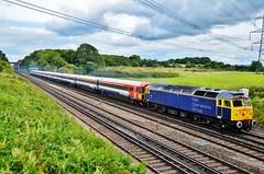 47812 (stavioni) Tags: class47 class442 plastic pig emu diesel locomotive electric multiple wessex 5wes railway train 47812 rail operations group rog unit drag