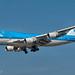 PH-BFI - Boeing 747-406(M) - KLM
