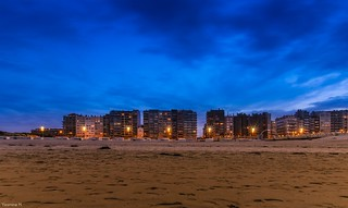 Blankenberge by Night