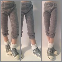 Gray Leggings...For Blythe...