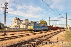 630 047 departing Hajdúszoboszló (ThanksDrBeeching) Tags: mav vasut vasutallomas train station mavstart 630 v63 hajdúszoboszló