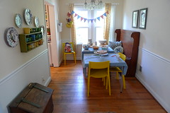 dining room (flakedoves) Tags: esme birthday party 11 eleven eleventh