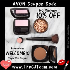 WELCOME 10 Avon Promo Code (cjteamonline) Tags: avon avoncouponcodes avonpromocode cjteam couponcodes finalday freeavon freeshipping goingfast lastday limitedquantities limitedtime newavoncouponcode onedayonly onetimeuse onlinepromotion orderavononline ordertoday promotion sale thecjteam today welcome10avoncouponcode welcome10avonpromocode welcome10 whilesupplieslast