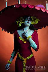 _MG_0456# (FrankCroft) Tags: cosplay lacatrina catrina ellibrodelavida bookoflife albacete saicosplay frankcroft