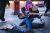Nickie (jlee31180) Tags: nickie street candid vancouver guitar