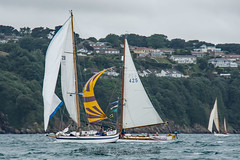 Fairlight and Sea Scamp (Matchman Devon) Tags: classic channel regatta 2017 st peter port paimpol fairlight sea scamp