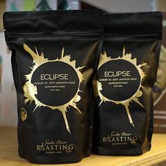 Eclipse coffee (lenswrangler) Tags: lenswrangler coffee jackson eclipse jacksonhole snakeriver