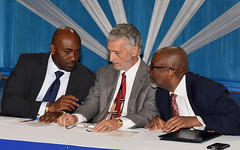PCJ AND OUR SIGN MOU TO STAGE FIRST NATURAL GAS CONFERENCE