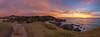 Sea Acres Reserve Pano (Claude downunder) Tags: seaacresreserve portmacquarie lighthousebeach nsw newsouthwales australia beach ocean sea pacific sunrise sun panorama pano panoramic coast coastline landscape sky bench seat