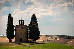 (Capannelle) Tags: valdorcia paesaggio landscape chiesa church