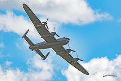 AN9A9029a lancaster bomber (Mark Strain.) Tags: display air vintage 1940s 1940 2017 east kirby airshow lancaster bomber aircraft plane raf avro pa474