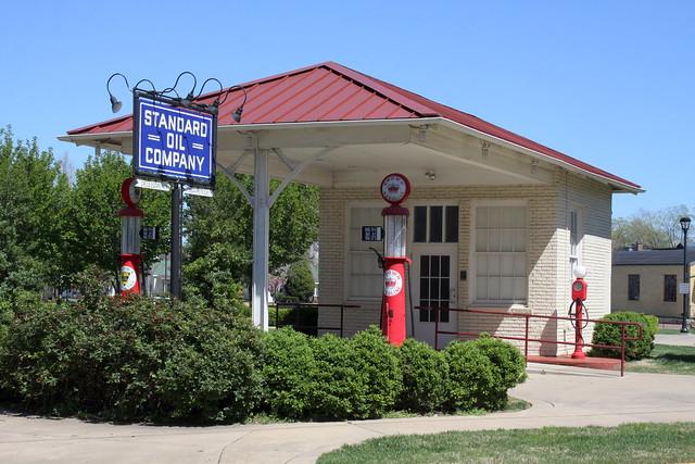 Standard Filling Station #1 - Bowling Green, KY