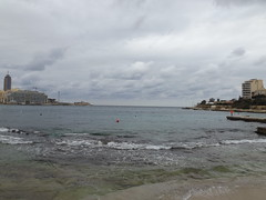 St. Julian's Bay, Malta (Norbert Bánhidi) Tags: malta sliema tassliema saintjulians sanġiljan malte мальта málta