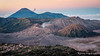 Gunung Bromo, East Java, Indonesia (ronang) Tags: mount bromovolcanoindonesia mountbatok mountsemeru smoking activevolcano cemerolawangvillage cemero lawang